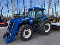 New Holland TD5050 used picture
