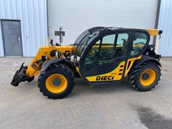 Used Dieci 28.7