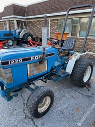 Ford 1220 used picture