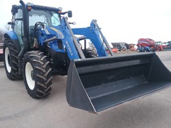 New Holland T6.165 used picture
