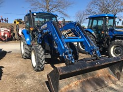 New Holland T4.75 used picture