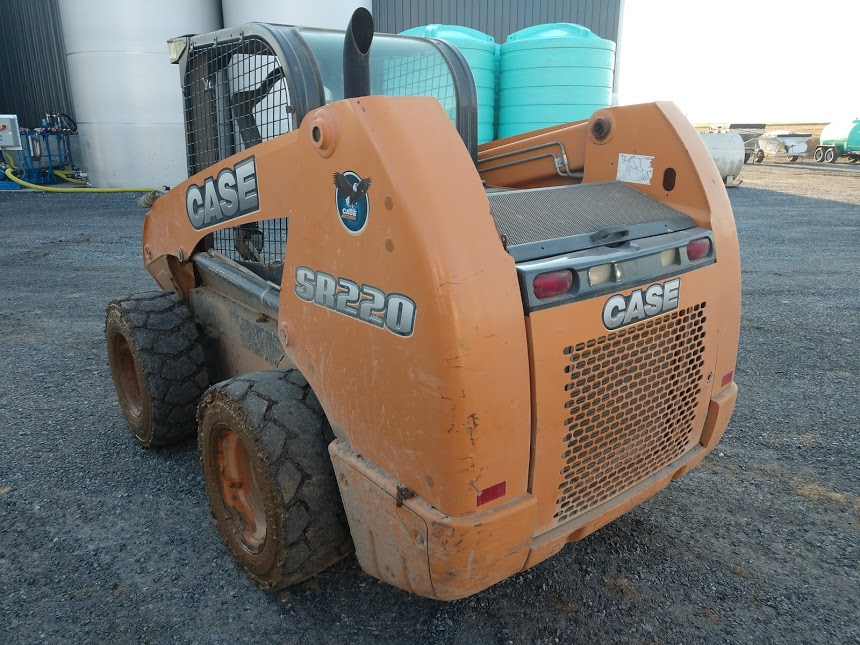 Used CASE SR220 $22,400.00