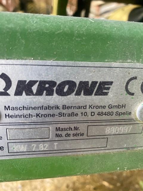 Used KRONE KW782 $12,900.00