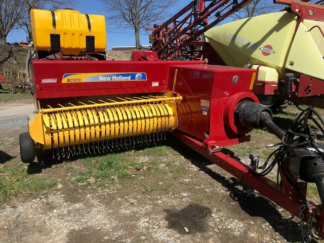 Used NEW HOLLAND BC5070 $17,900.00
