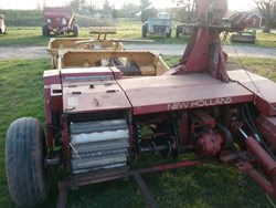 Used New Holland 790