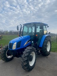 New Holland TL100A used picture