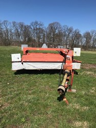 Kuhn FC302 used picture