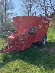 Used Trioliet SOLOMIX 2-1200L