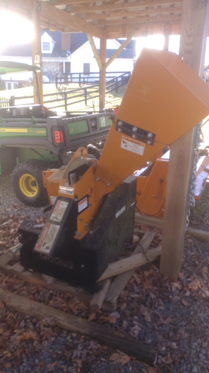 Used WOODS TCH4500 $2,900.00
