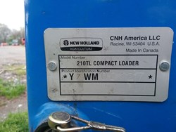 NEW HOLLAND 210TL