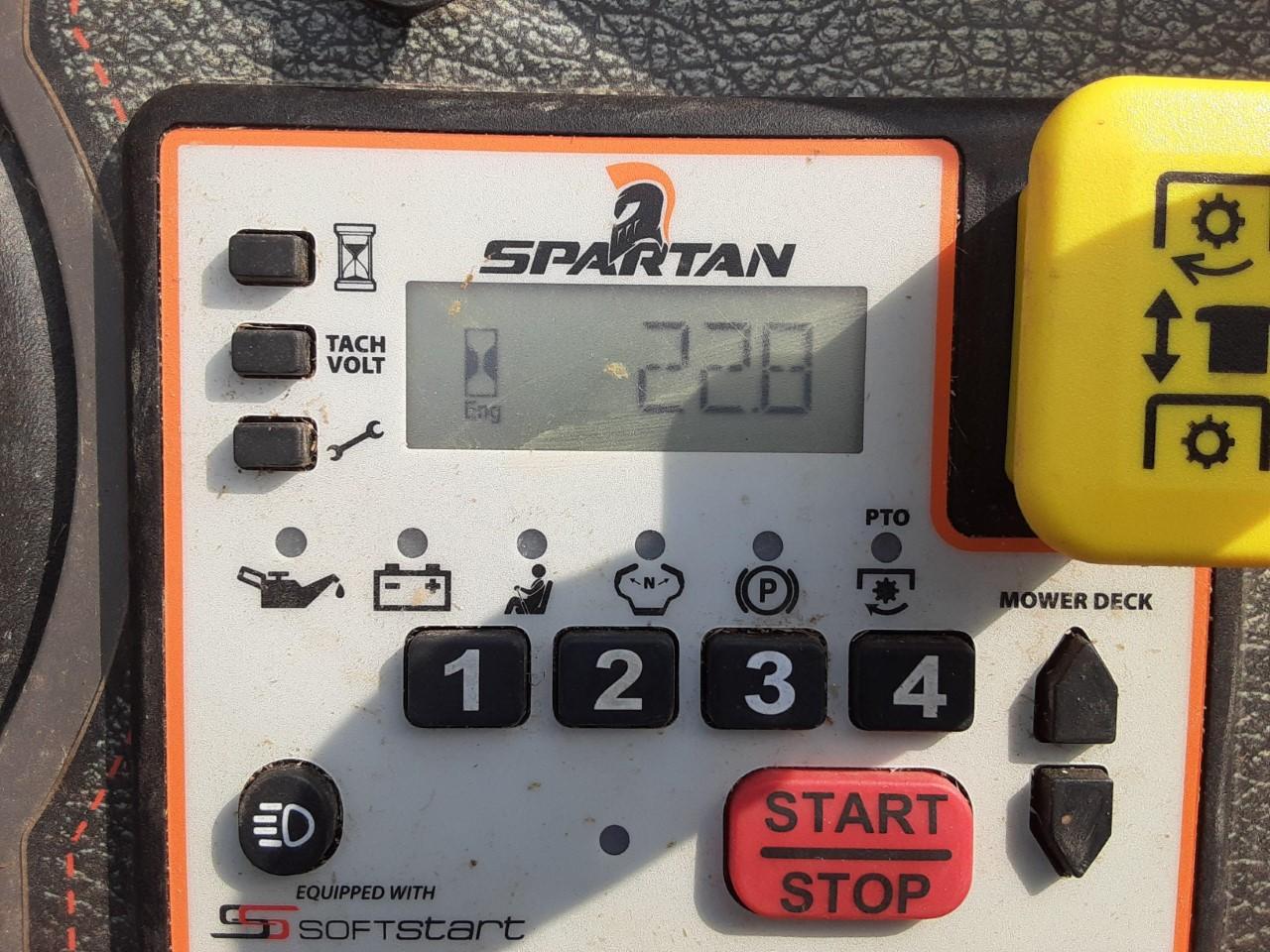 Used SPARTAN SRT-XD $5,995.00