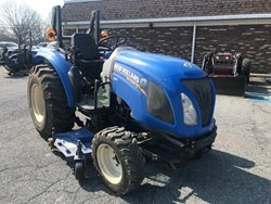 New Holland B33G used picture