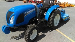 NEW HOLLAND BOOMER 33
