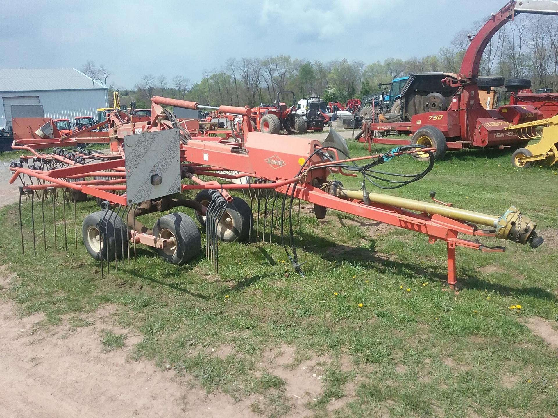 Used KUHN GA6002 $16,900.00