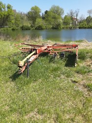 Kuhn GA4100TH used picture