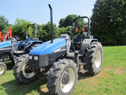 NEW HOLLAND TL90
