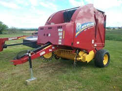 Used New Holland RB450T