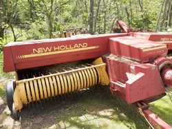 New Holland 316 used picture