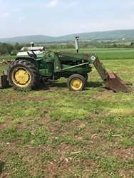 John Deere 2010 used picture