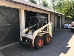 Bobcat 642B used picture