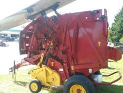 Used New Holland RB450SN4