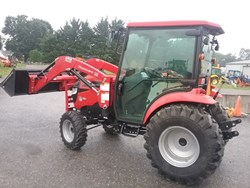 Mahindra 1640 used picture