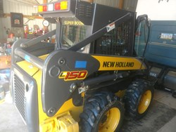 NEW HOLLAND L150