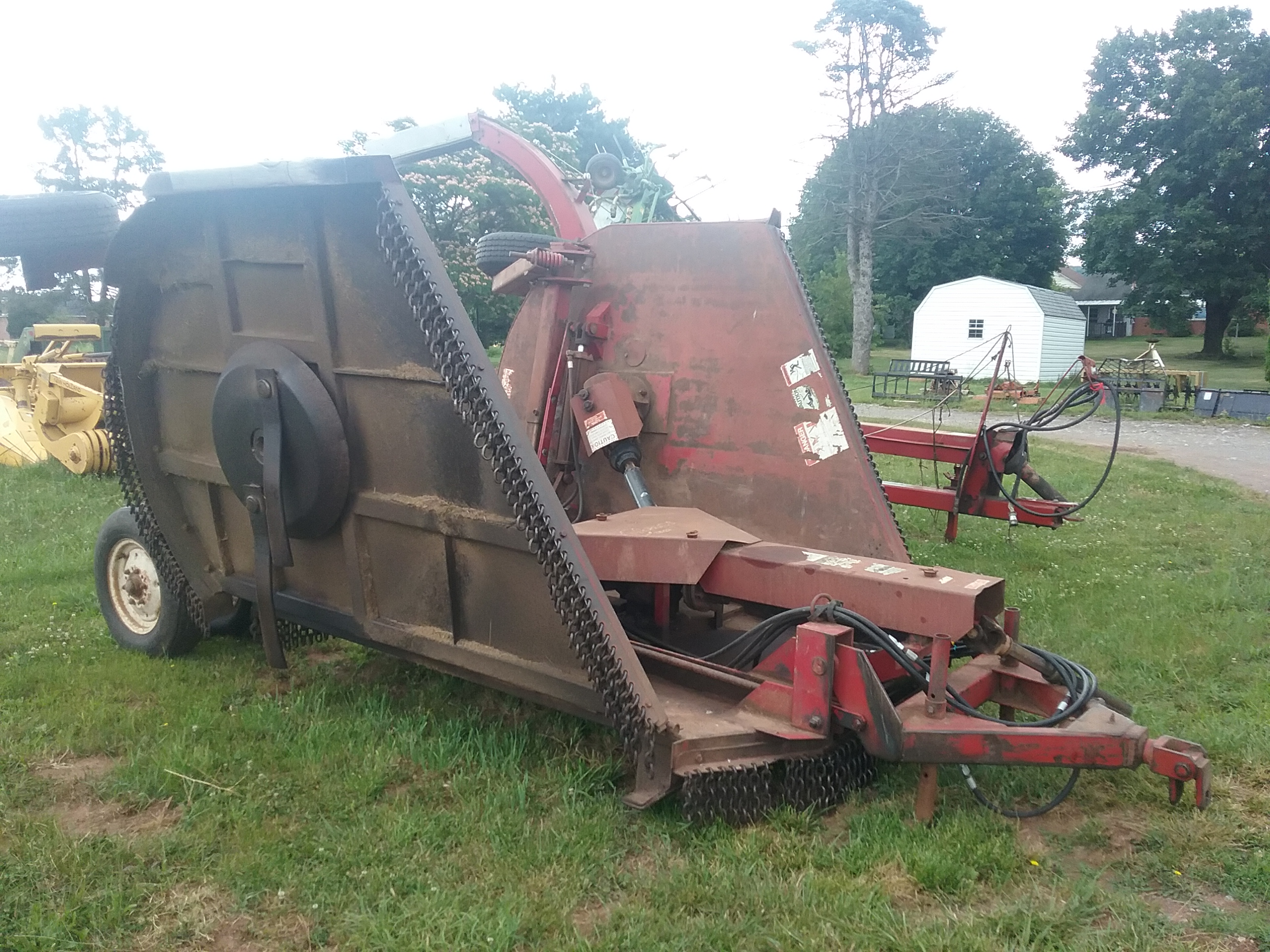 Used OTHER T-8915-PTWMW $5,950.00
