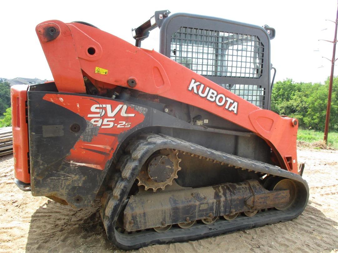 Used KUBOTA SVL95-2SHFC $45,800.00