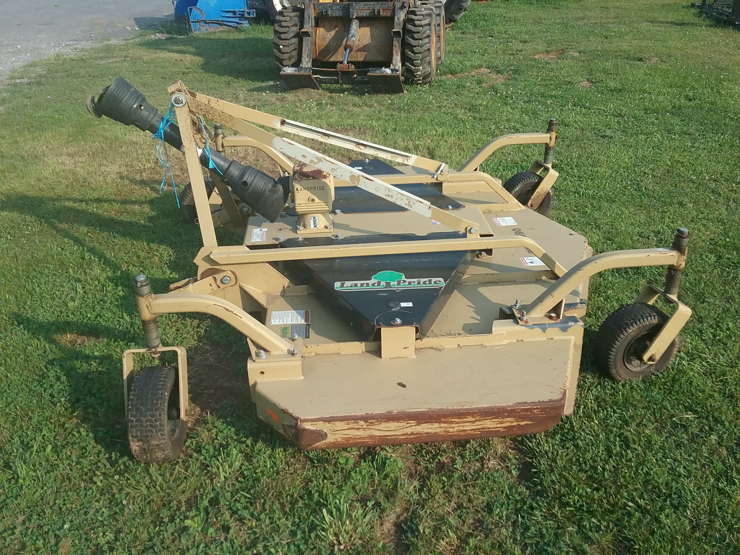 Used LAND PRIDE FDR3590 $2,450.00