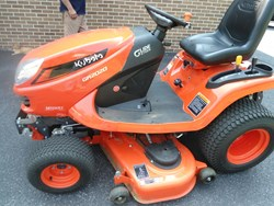 Kubota GR2020G3NC-48 used picture