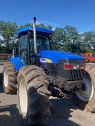 New Holland TV145 used picture