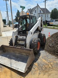 Bobcat S300 used picture