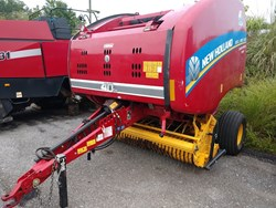 New Holland ROLL-BELT 450SN used picture