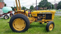 John Deere 302 used picture