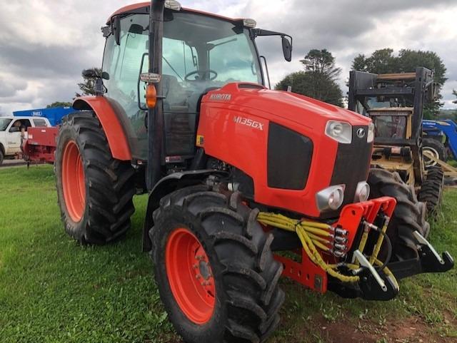 Used KUBOTA M135GX $49,800.00