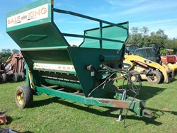 Bale King Vortex 2000 used picture