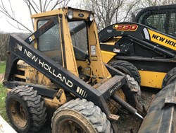 NEW HOLLAND L553