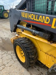 NEW HOLLAND LS160