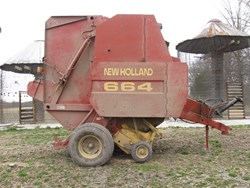 Used New Holland 664