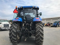NEW HOLLAND T6.165