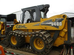 Gehl V400 used picture
