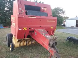 New Holland 648 used picture