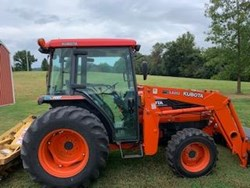 Kubota L4610HSTC used picture