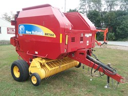New Holland BR7060 used picture
