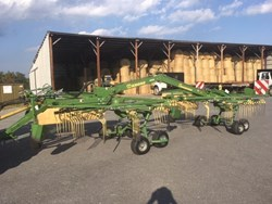 Krone SW710T used picture