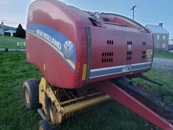 New Holland ROLL-BELT 450SL used picture
