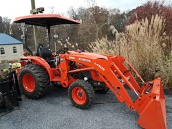 Kubota L3901HST used picture