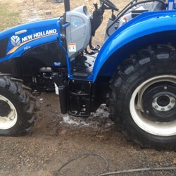 Used New Holland T4.75