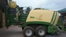 Used Large Square Balers